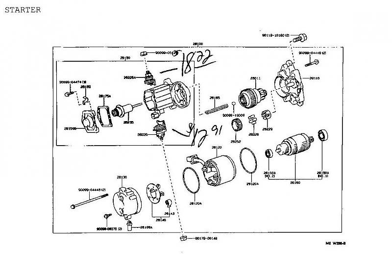 Need Horn Wiring Diagram Lexus Is Forum Ls Fuse Box Best