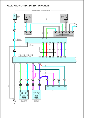 wiring diagram help  ClubLexus  Lexus Forum Discussion
