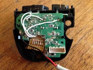 Hacking (retrofitting) steering wheel audio controls for aftermarket headunit  ClubLexus