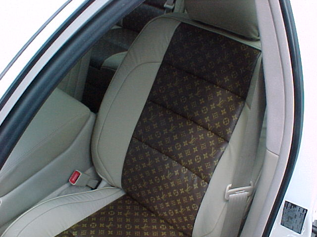 louis vuitton car interior leather. Black Bedroom Furniture Sets. Home Design Ideas