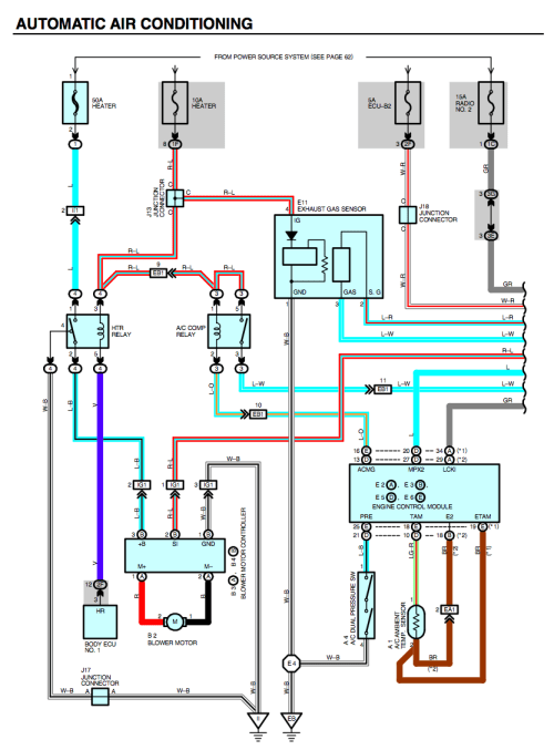 small resolution of blower motor issue heater relay and blower ewd png