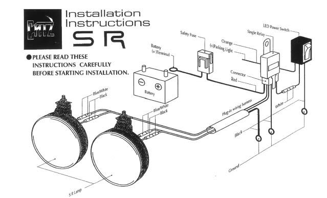 DIY: GS 350 F Sport Fog Lights Installation Guide, non-oem