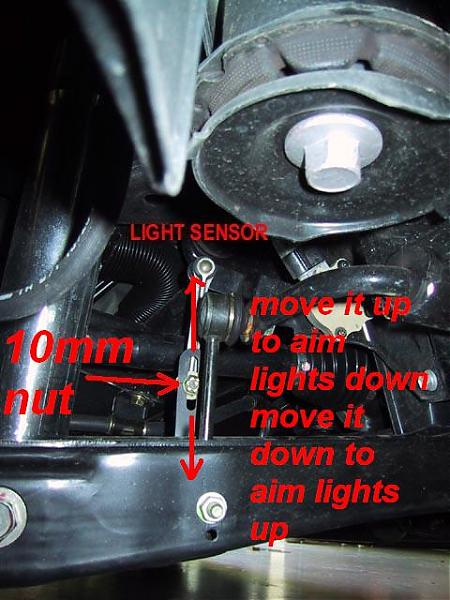 Club Car Headlight Wiring Diagram Help Afs Light Blinking After Car Lowered Clublexus