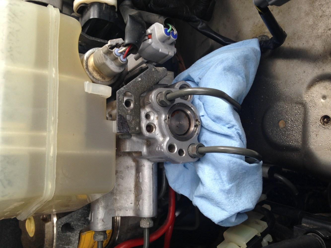 medium resolution of brake master cylinder leak lexus gx brake fluid jpg