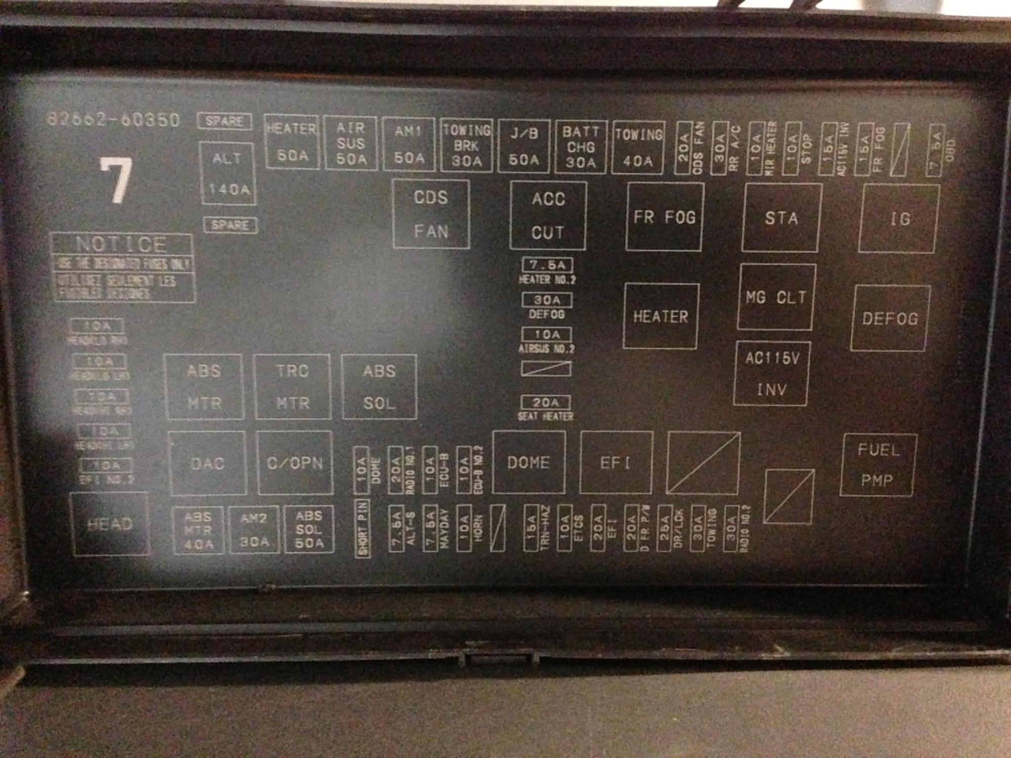hight resolution of lexus is220d fuse box gallery