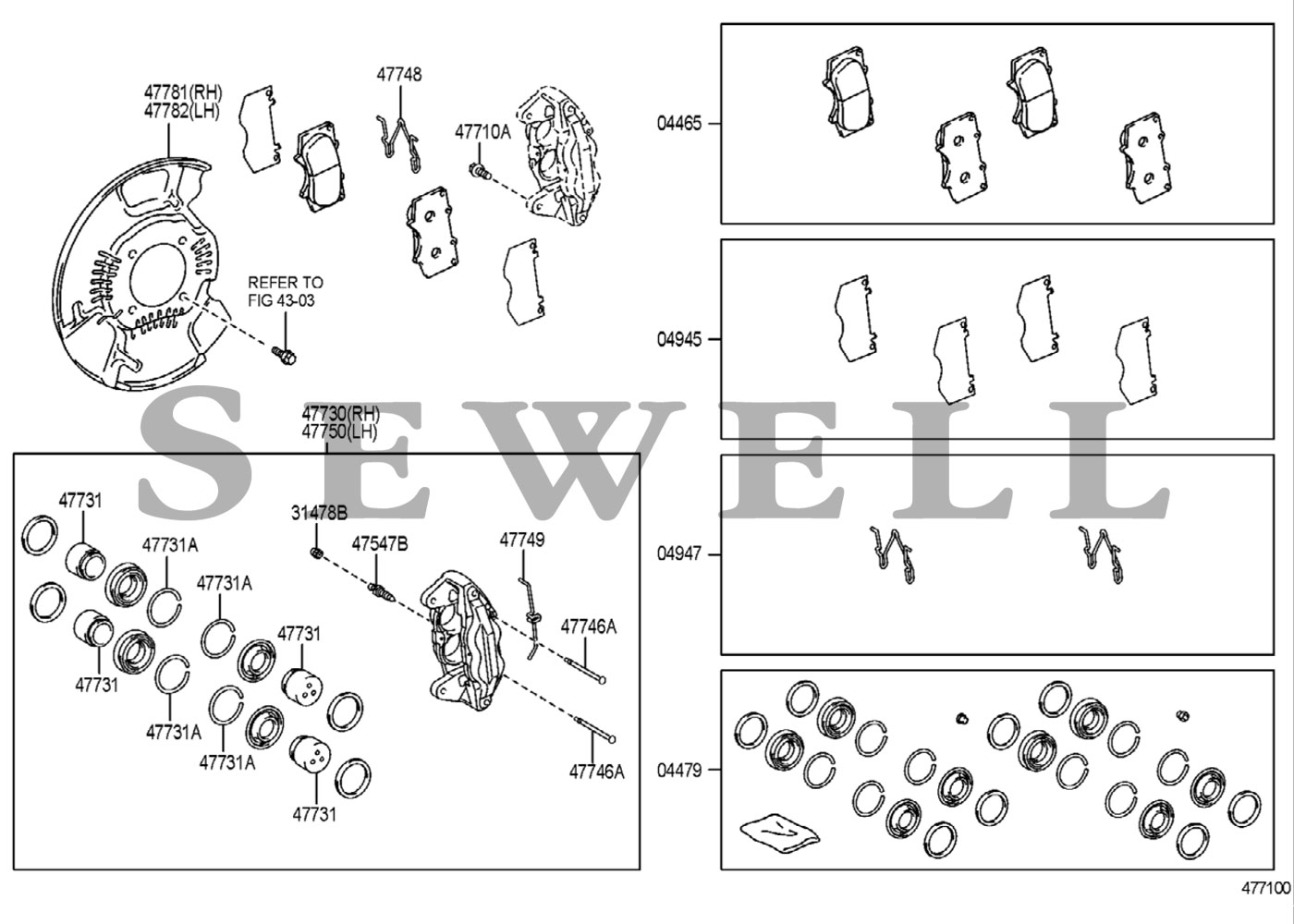 Service manual [How To Replace 1995 Toyota Tercel Rear