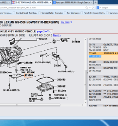 hybrid transmission and rear diff 90k fluid change gsh gearbox png [ 1280 x 768 Pixel ]