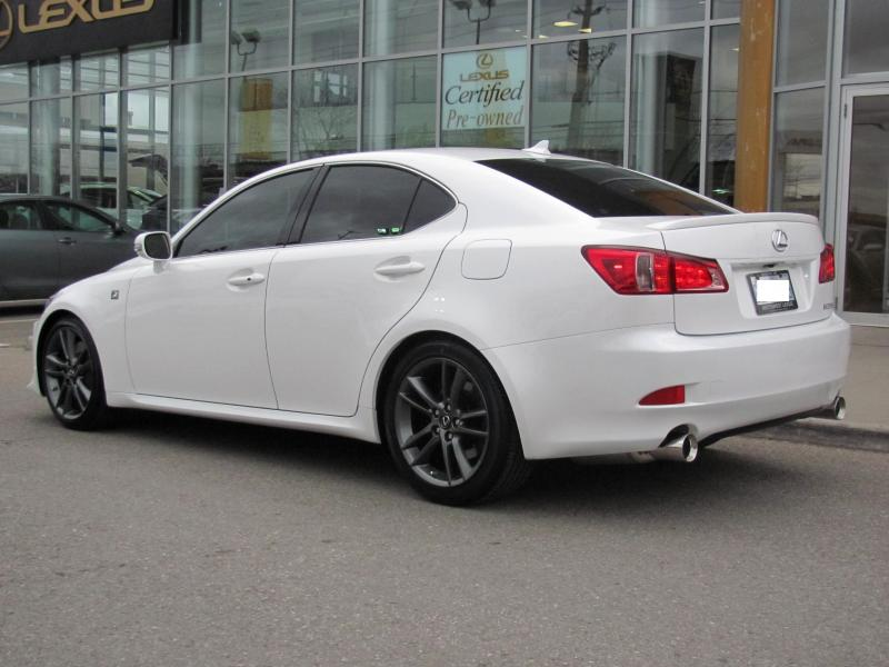 lexus is 350 f sport 2011