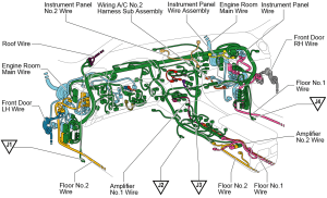 Looking for a wiring diagram!  Club Lexus Forums