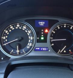 check vsc traction control and check engine lights on problem  [ 3200 x 2400 Pixel ]