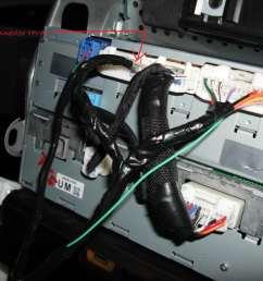 how to retrofit non navigation to navigation clublexus lexus lexus is250 sports package lexus is250 navigation wiring diagram [ 1024 x 768 Pixel ]