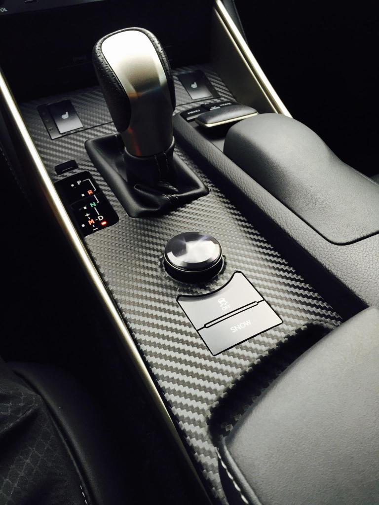 Anyone install carbon fiber wrap for their interior