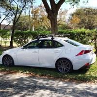 Roof rack ? - ClubLexus - Lexus Forum Discussion