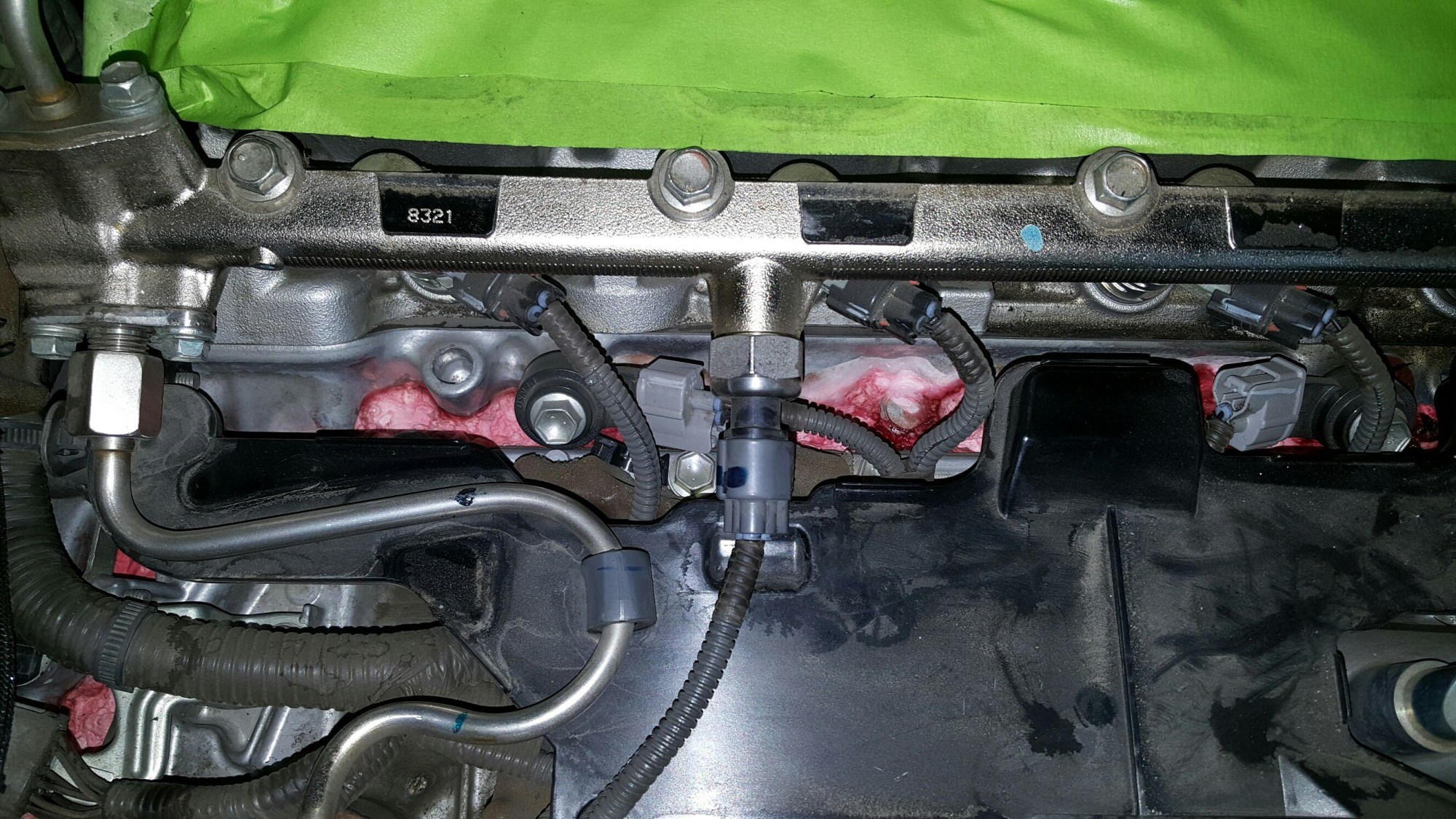hight resolution of leaking engine coolant engine coolant leak 1 jpg