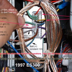 2000 Land Rover Discovery 2 Wiring Diagram Toilet Vent Plumbing 97-99 Es300 For Factory Amp - Clublexus Lexus Forum Discussion