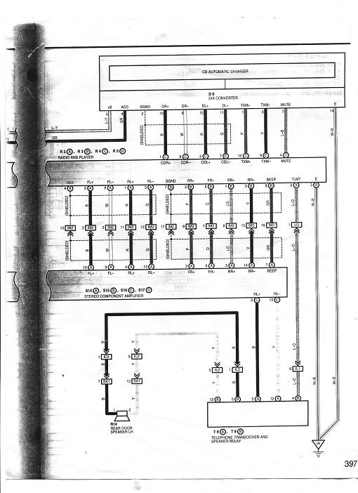 98 LEXUS GS RADIO WIRING - Auto Electrical Wiring Diagram on