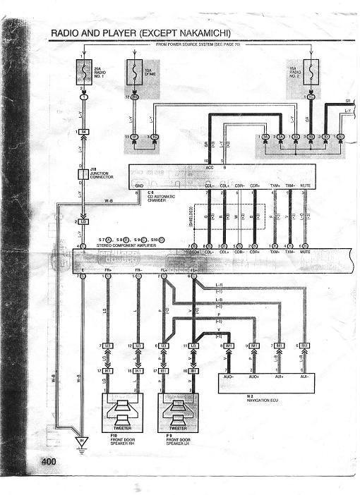 Gs300 Wiring Diagram Help