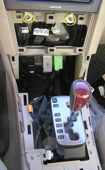 Lexus Alarm Wiring Diagram