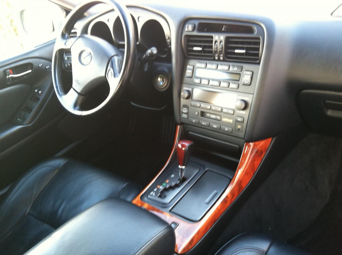 hight resolution of  1998 gs400 with only 80k miles silver w black interior 000