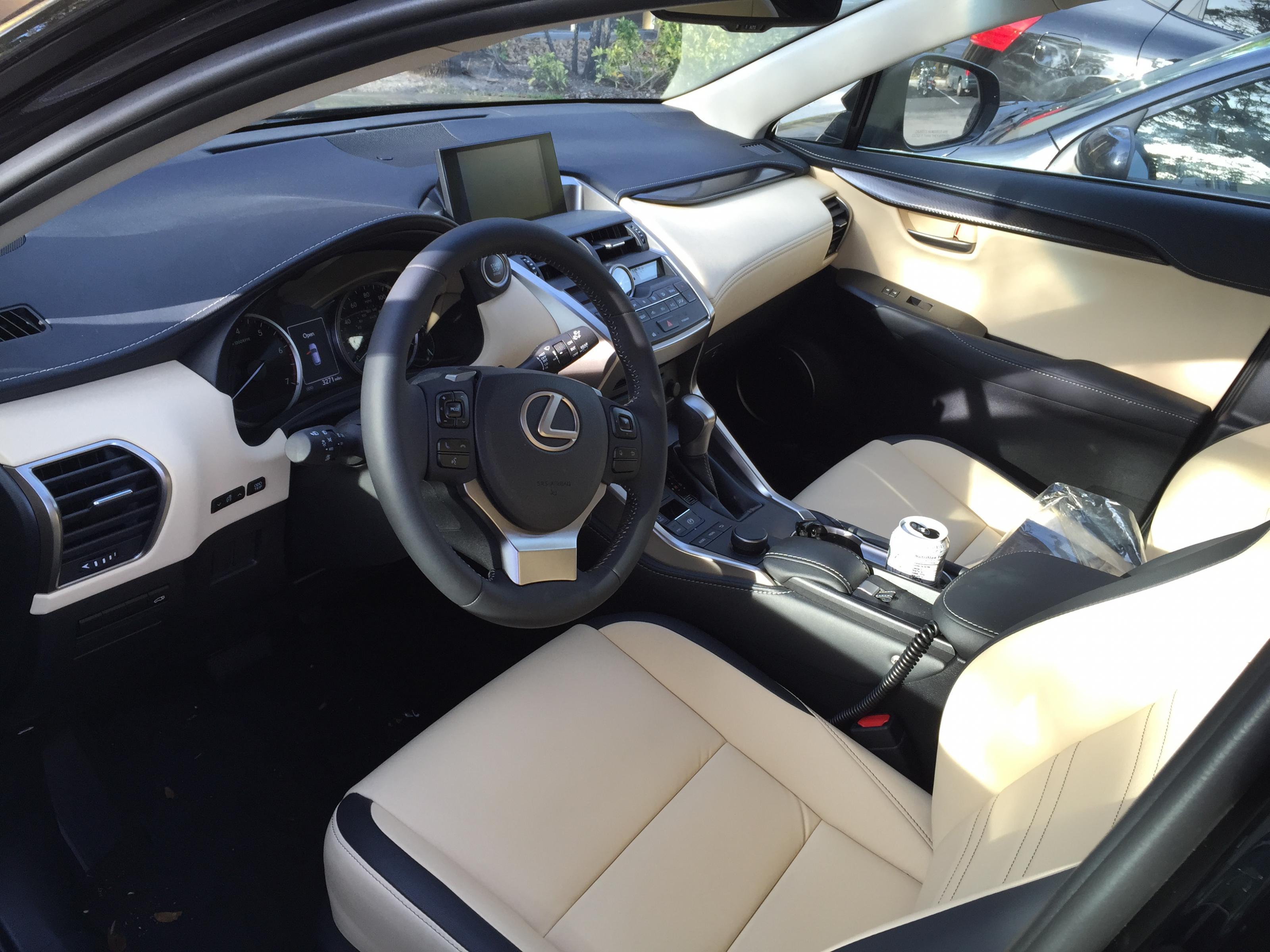 FL 2015 Lexus NX200t Lease take over $382 mo ClubLexus Lexus