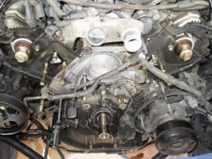 1996 LS400 Timing Belt Replacement In Progress  Page 3