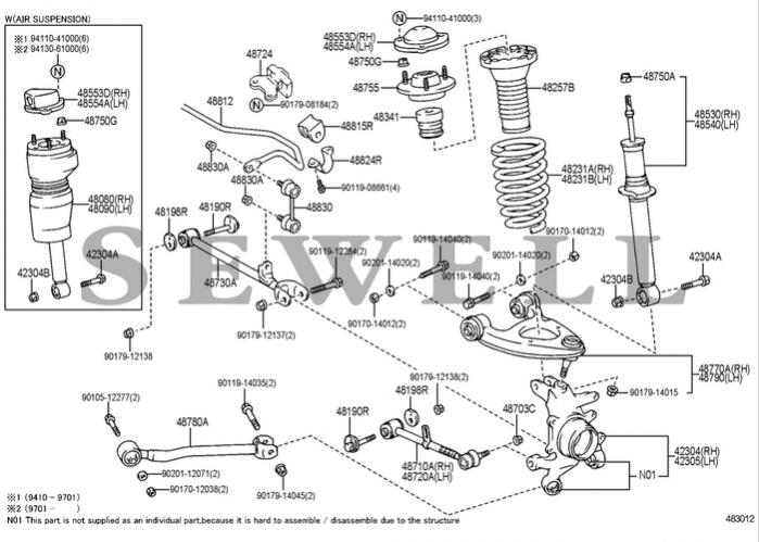 1998 Lincoln Mark Viii Parts Diagram. Lincoln. Auto Wiring