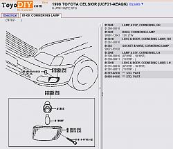 Lexus Ls400 Lights Lexus SC400 Wiring Diagram ~ Odicis