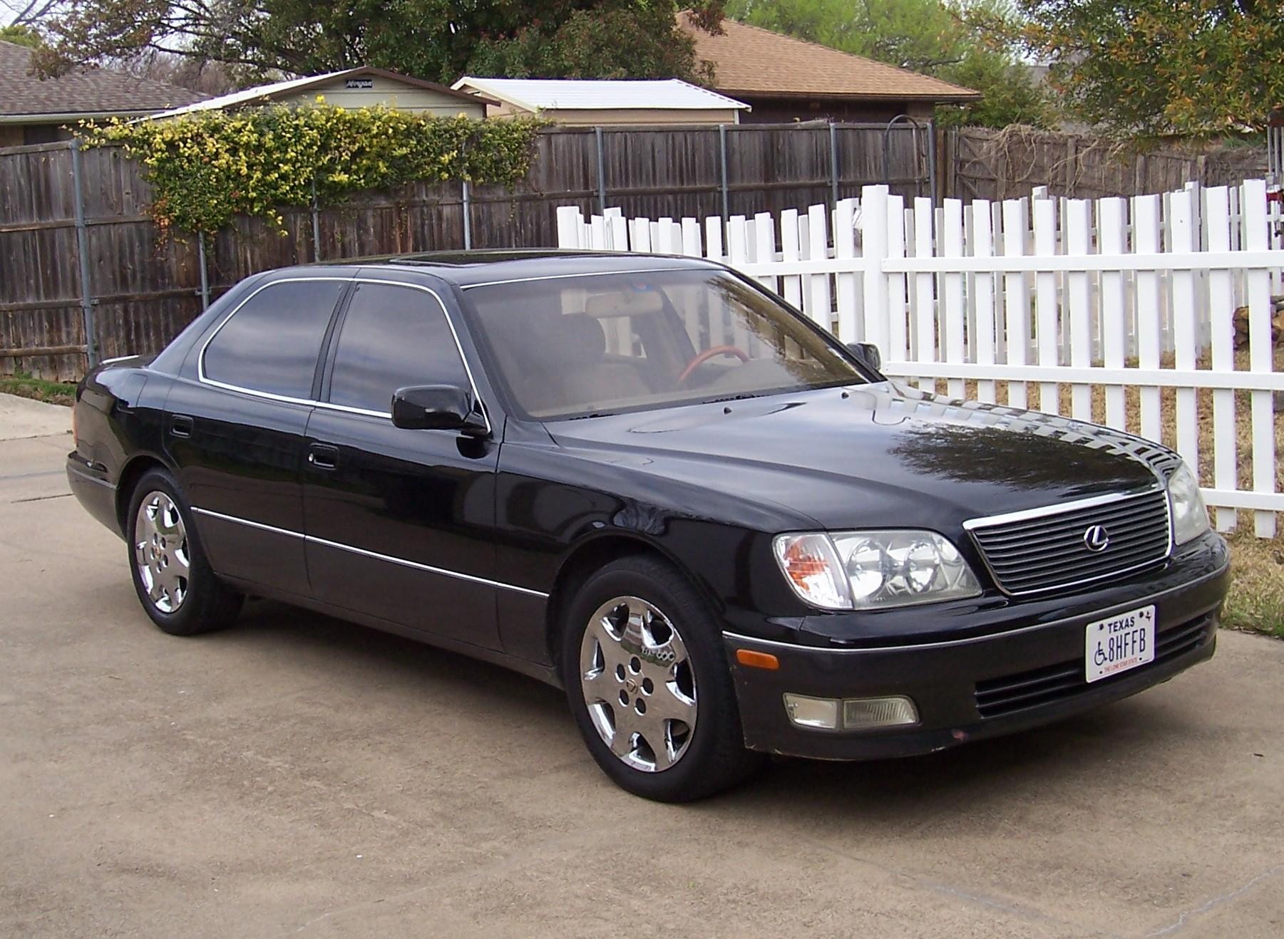 1996 vs 2000 LS400 ClubLexus Lexus Forum Discussion