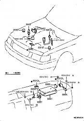 Car Engine Temp Gauge Manifold Pressure Gauge Wiring