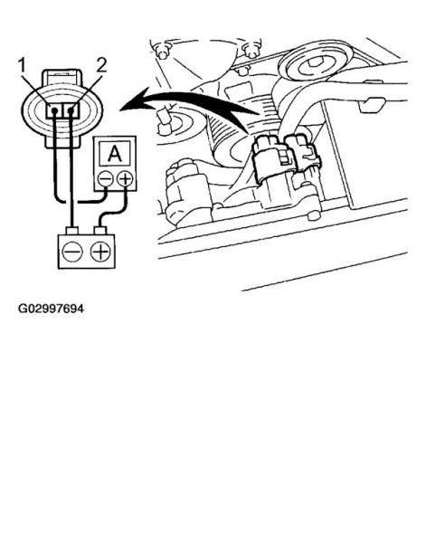 Lexus Gs430 Electric Cooling Fan System Wiring Diagram