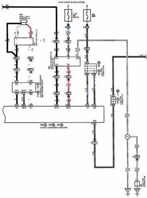 Need Wiring Diagram from Radio Harness  Club Lexus Forums