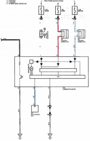 Need Wiring Diagram from Radio Harness  Club Lexus Forums