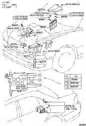 Lexus Ls400 Engine Bay Infiniti I30 Engine Bay Wiring