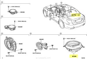 Lexus Gx470 Stereo Replacement   Wiring Diagram Database