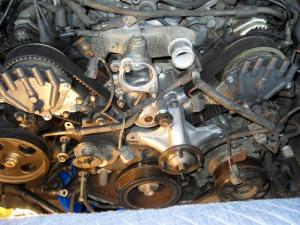 [1996 Lexus Ls How To Set Timing]  Service Manual How To