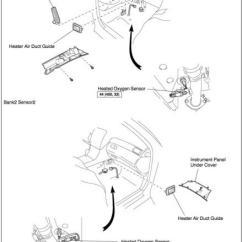 2002 Subaru Outback Exhaust Diagram 2000 Mitsubishi Montero Sport 3 0 Engine Bank 1 Sensor 2 Location Lexus Es300, Bank, Free Image For User Manual Download