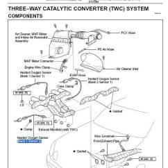 Lexus 02 Sensor Location Diagram Loncin 110cc Quad Wiring How To Change Gs300 Bank 1 2 Code P0141 Clublexus B1s1 Schematic Jpg