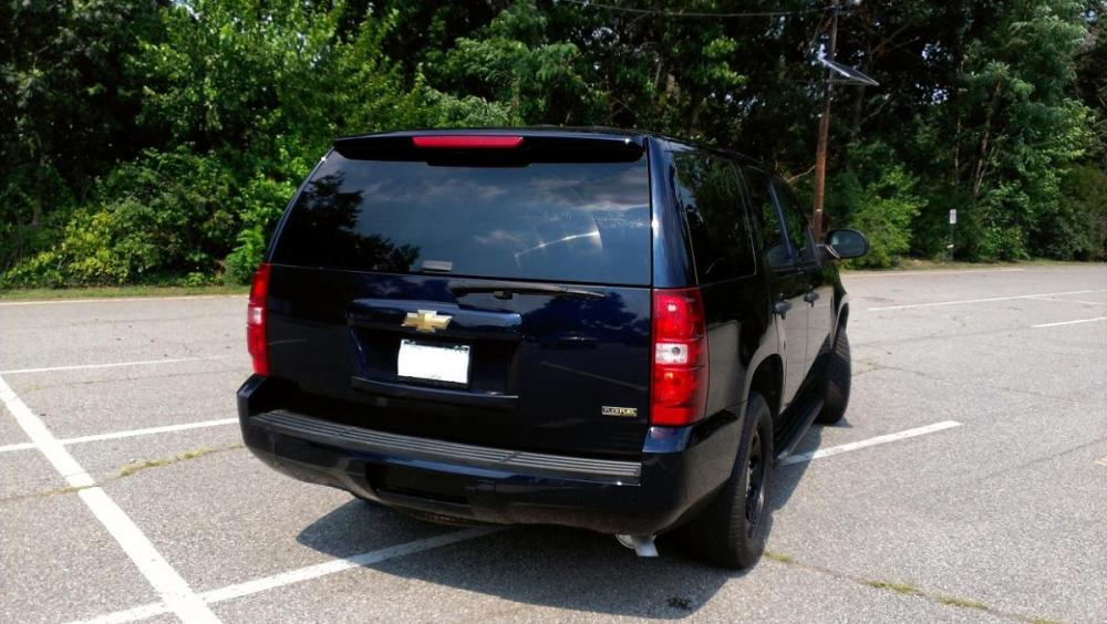 medium resolution of  2007 chevy tahoe police flexfuel ppv midnight blue hard to find or