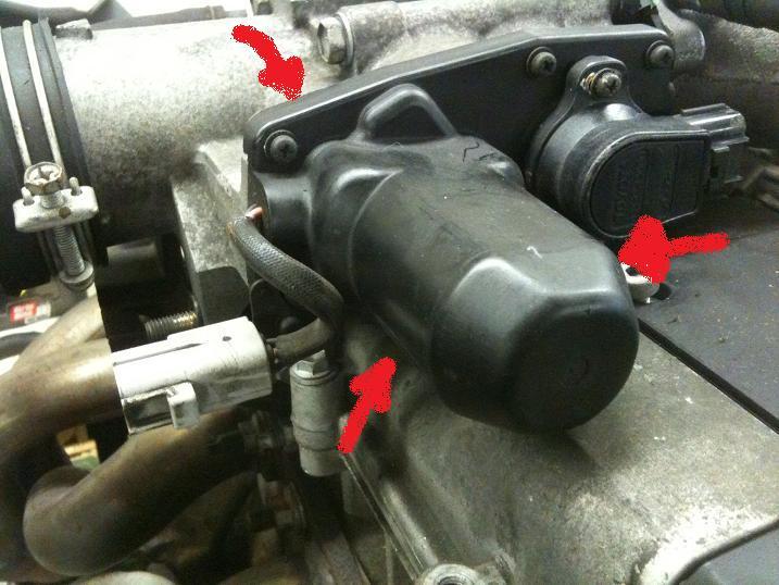 2jzgte Wiring Harness Help Me Identify These Sensors 99 Sc300 Vvti Clublexus