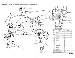SC300/SC400 Mirror Control ECU VERY SHORT DIY (no pictures