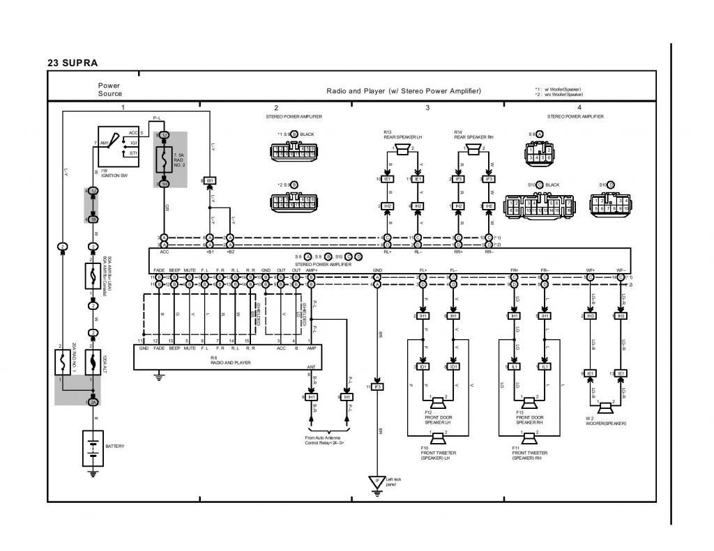 Service manual [2001 Daewoo Leganza Crossbar Installation