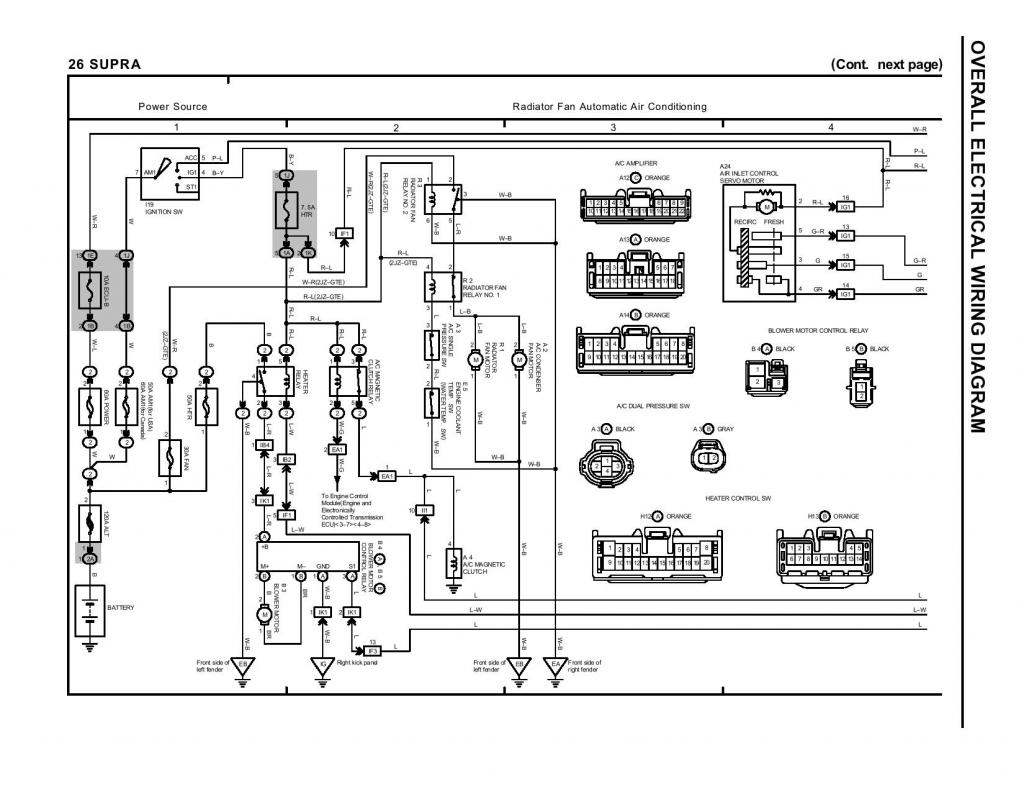 1jzgte vvti alternator wiring diagram jvm architecture in java with sc300 31 images
