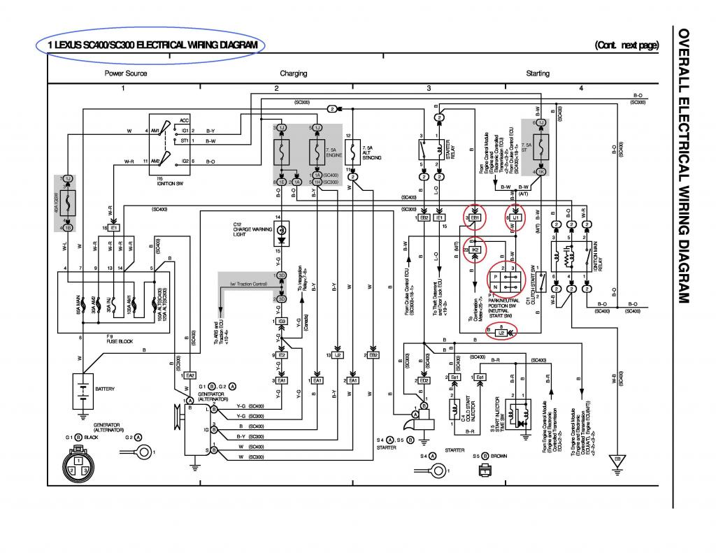 hight resolution of sc300 alternator wiring diagram 31 wiring diagram images sc400 turbo denso alternator