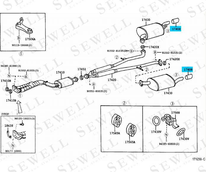 Lexus Ls400 Manifold Parts Diagram. Lexus. Auto Wiring Diagram
