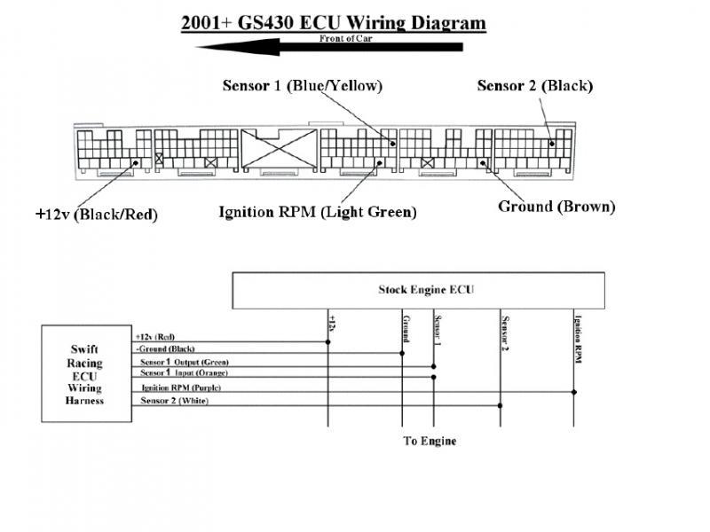 11 Wrx Ecu Wiring Diagram Apexi Neo Wiring Diagram Help Please Clublexus Lexus