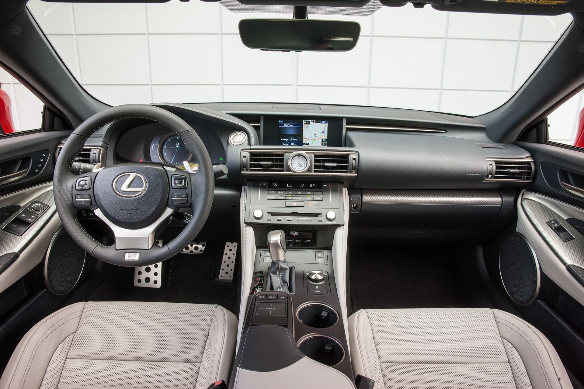 Lease Trade 2015 Lexus RC350 F SPORT AWD Rare MP Orange $498