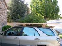 DIY roof rack - ClubLexus - Lexus Forum Discussion