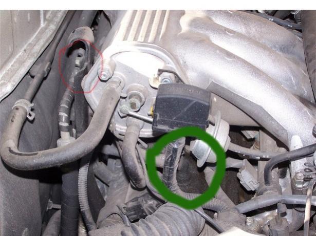 1996 Lexus Sc400 Engine Wiring Diagram Error Code P0330 Knock Sensor Replacement Clublexus