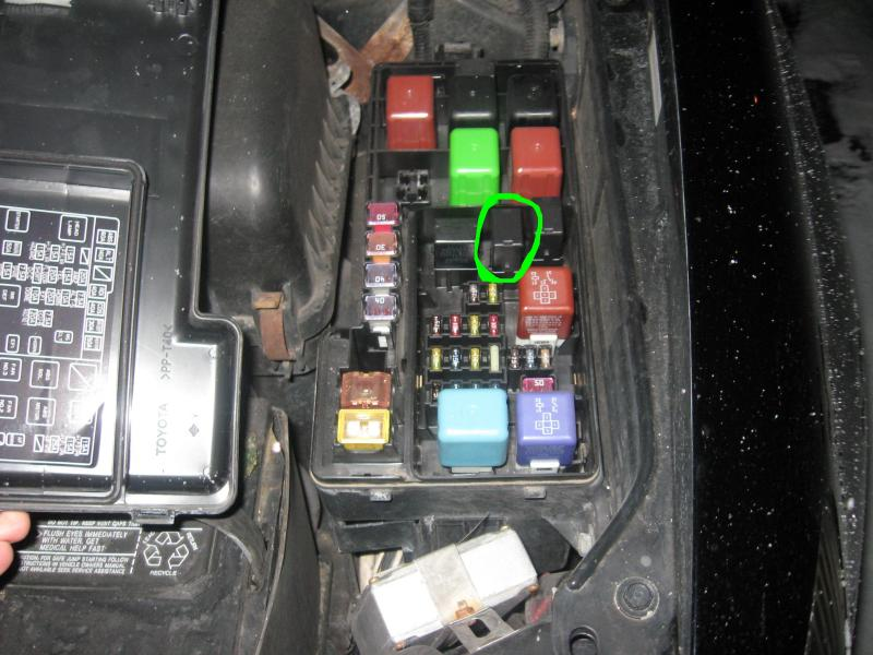 2007 Ford E450 Fuse Box Diagram Fuel Pump Fuse Club Lexus Forums