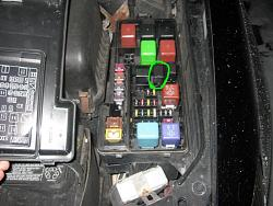 1999 Ford F 250 Under Hood Fuse Box Diagram Fuel Pump Fuse Clublexus Lexus Forum Discussion